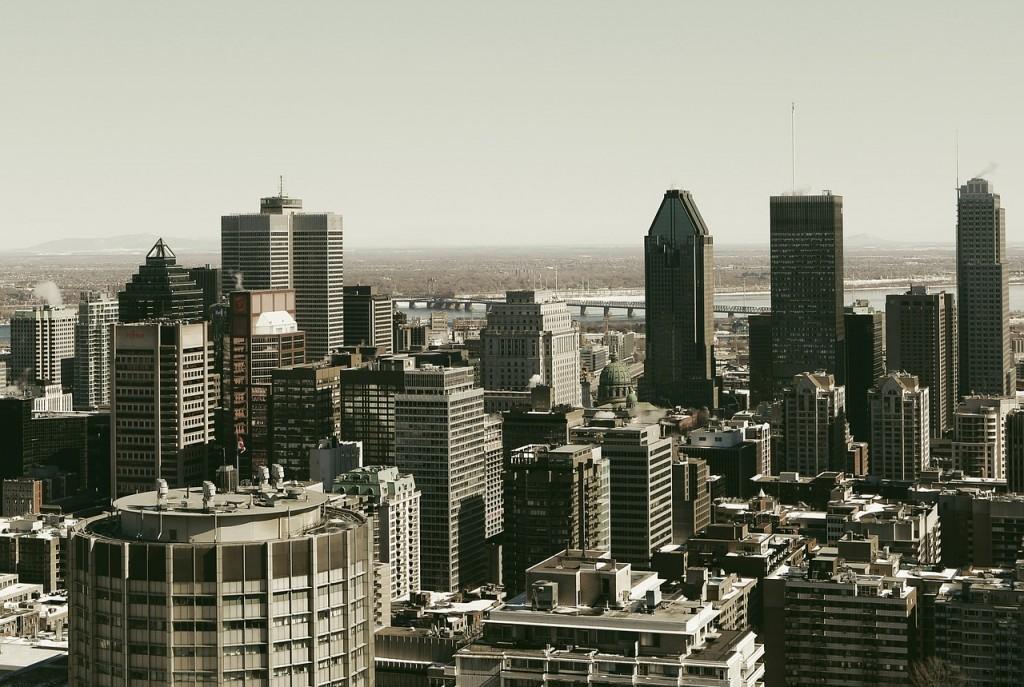 Première démarche d'installation @ CACI | Montréal | Québec | Canada