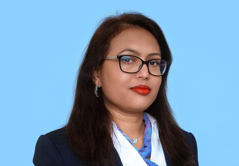 Kavita Mahadawoo