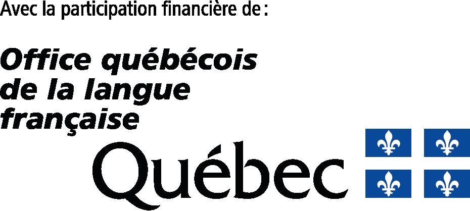 Office québécois de la langue française - logo