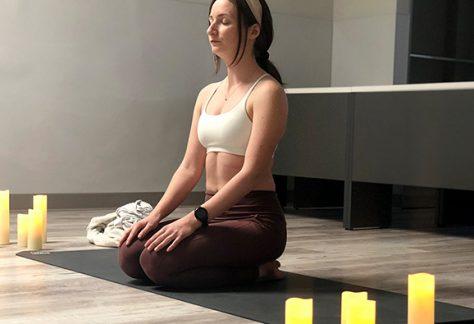 Club Social CACI - Yoga