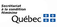 Gouv. du Québec - Secrétariat à la condition féminine