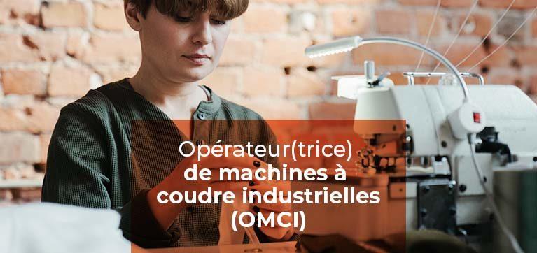 Recrutement - Opérateur(trice) de machines à coudre industrielles